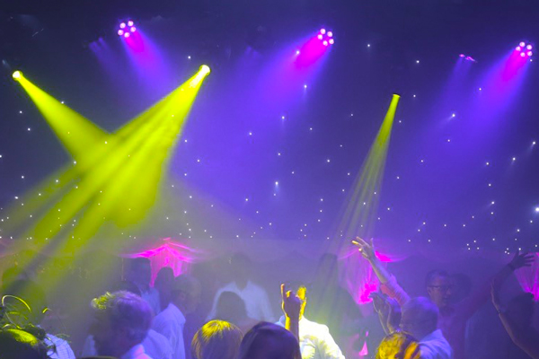 Dancefloor lighting